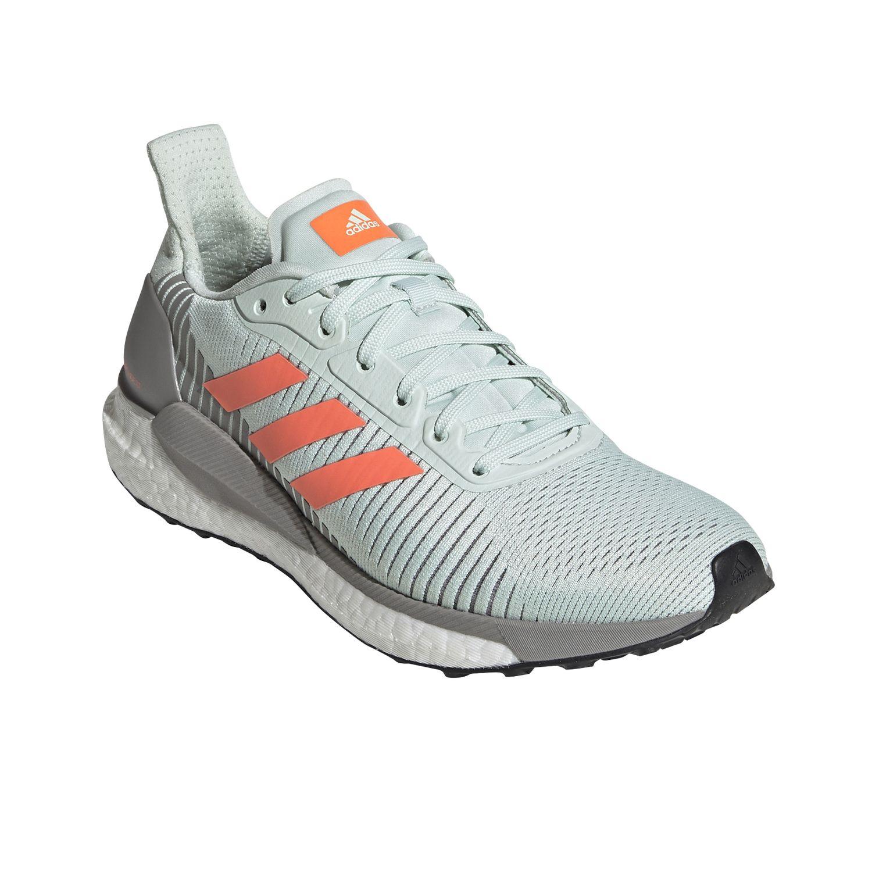 Adidas Solar Glide ST Training Schuhe grau Laufen