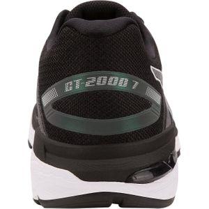 Asics GT-2000 7 Herren Laufschuhe Running schwarz weiß 1011A158-001  – Bild 3