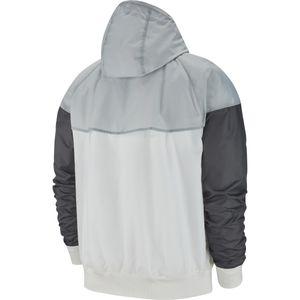 Nike Sportswear Herren Windrunner weiß grau AR2191 100 – Bild 2