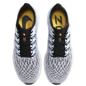 Nike Air Zoom Pegasus 36 Herren Running Sneaker weiß blau AQ2203 101 – Bild 4