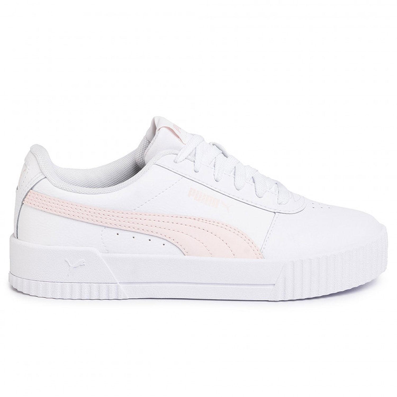Puma Carina L Damen Sneaker weiß rosa 370325 10