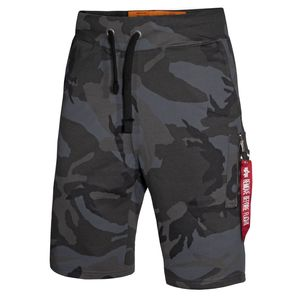 Alpha Industries X-Fit Cargo Short Herren camo 166301/125  – Bild 1