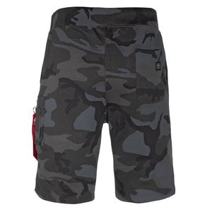 Alpha Industries X-Fit Cargo Short Herren camo 166301/125  – Bild 3