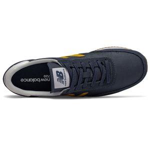 New Balance UL720BA Herren Sneaker blau weiß gelb – Bild 3