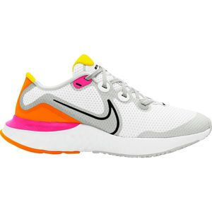 Nike Renew Run GS Running Kinder Damen Sneaker weiß orange pink – Bild 1