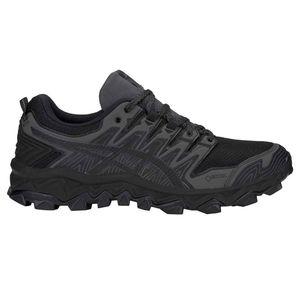 Asics Gel-FujiTrabuco 7 G-TX Herren Laufschuhe schwarz grau  – Bild 1