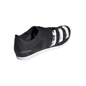 adidas Distancestar M Spike-Schuh schwarz weiß EG1201 – Bild 4