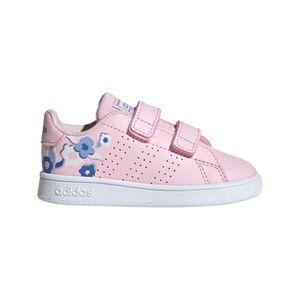 adidas Advantage I Kinder Sneaker pink weiß EF0304 – Bild 1