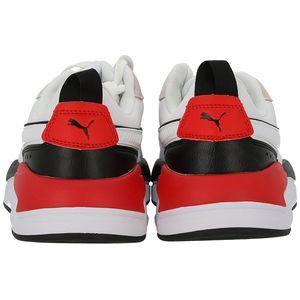 Puma X-Ray Game Sneaker weiß schwarz rot 372849 01 – Bild 3