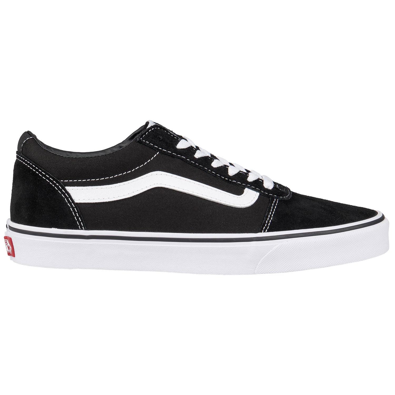 Vans Ward Sneaker Kinder schwarz weiß VN0A38J9IJU1