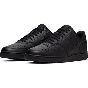 Nike Court Vision Lo Sneaker schwarz – Bild 3