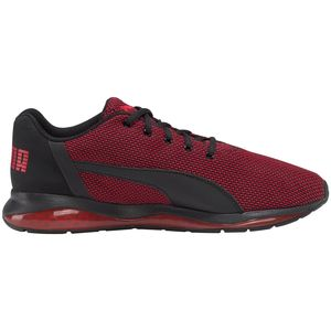 Puma Cell Ultimate Point Herren Sneaker low schwarz rot 192357 02 – Bild 1
