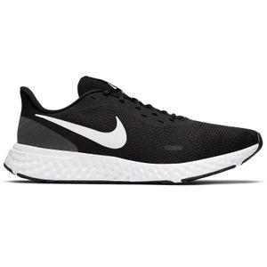 Nike Revolution 5 Herren Running Sneaker schwarz weiß BQ3204 002 – Bild 1