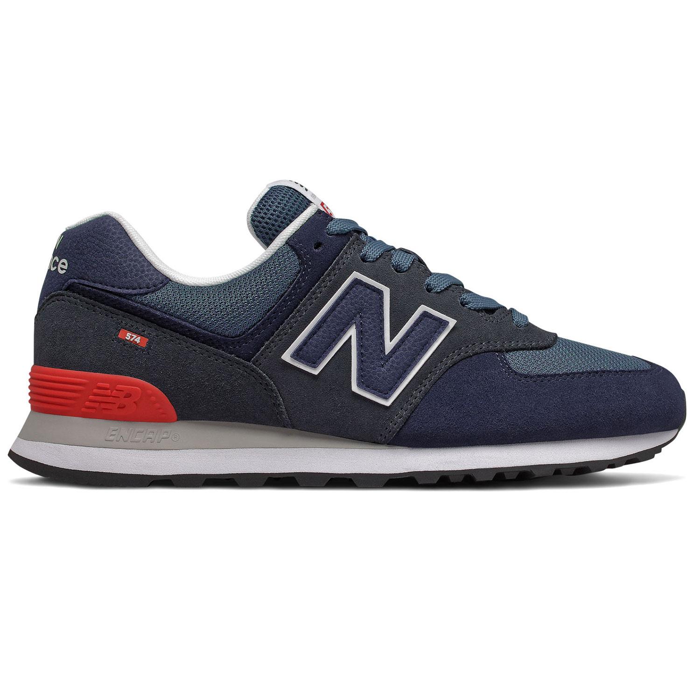 New Balance ML574EAE Herren Sneaker blau rot 774921-60 10
