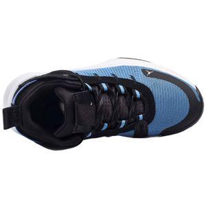 Jordan Jumpman 2020 GS Sneaker schwarz blau BQ3451 400 – Bild 4
