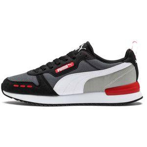 Puma R78 Wn´s Retro Sneaker beetroot purple black white 373117 04 – Bild 2