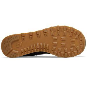 New Balance ML574SOV Herren Sneaker schwarz blau rot 774941-60 8 – Bild 4