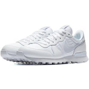 Nike WMNS Internationalist Sneaker weiß grau 828407 106 – Bild 2