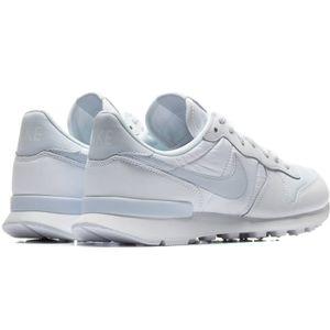 Nike WMNS Internationalist Sneaker weiß grau 828407 106 – Bild 3