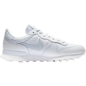 Nike WMNS Internationalist Sneaker weiß grau – Bild 1