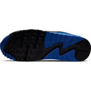 Nike Air Max 90 Herren Sneaker weiß grau blau – Bild 6