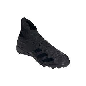 adidas Predator Tango 20.3 TF Fußball Multinocken schwarz EE9577 – Bild 3