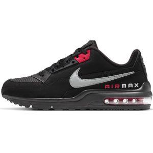 Nike Air Max LTD 3 Herren Sneaker schwarz grau rot CW2649 001 – Bild 2