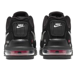 Nike Air Max LTD 3 Herren Sneaker schwarz grau rot CW2649 001 – Bild 4