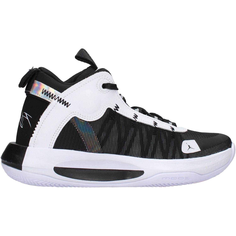 Jordan Jumpman 2020 Sneaker schwarz weiß BQ3449 006