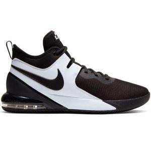 Nike Air Max Impact Basketball Sneaker schwarz weiß – Bild 1