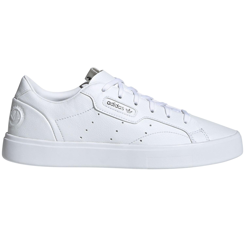 adidas Originals Sleek W Vegan Sneaker weiß