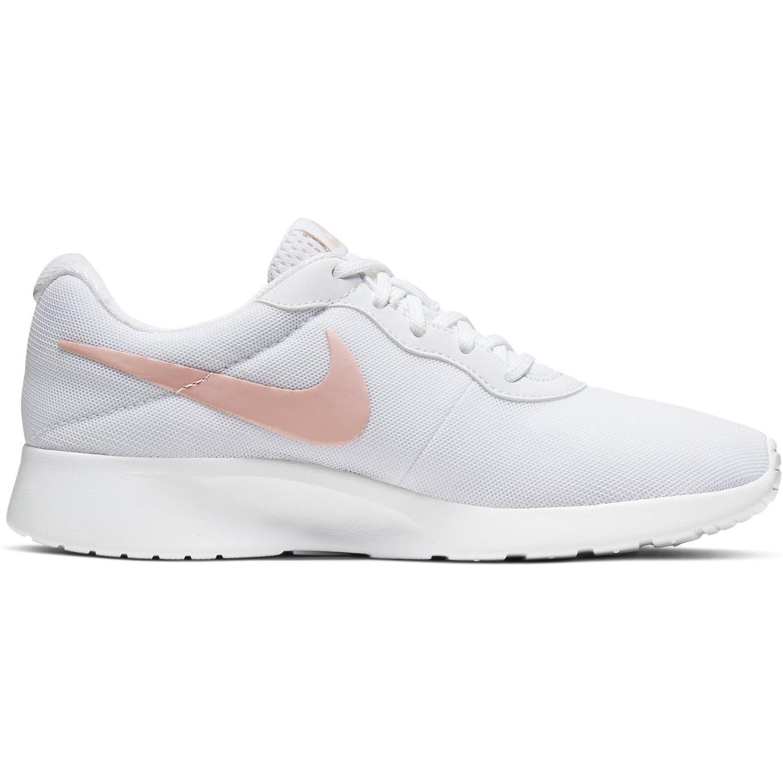 Nike WMNS Tanjun Sneaker weiß lachs 812655 109