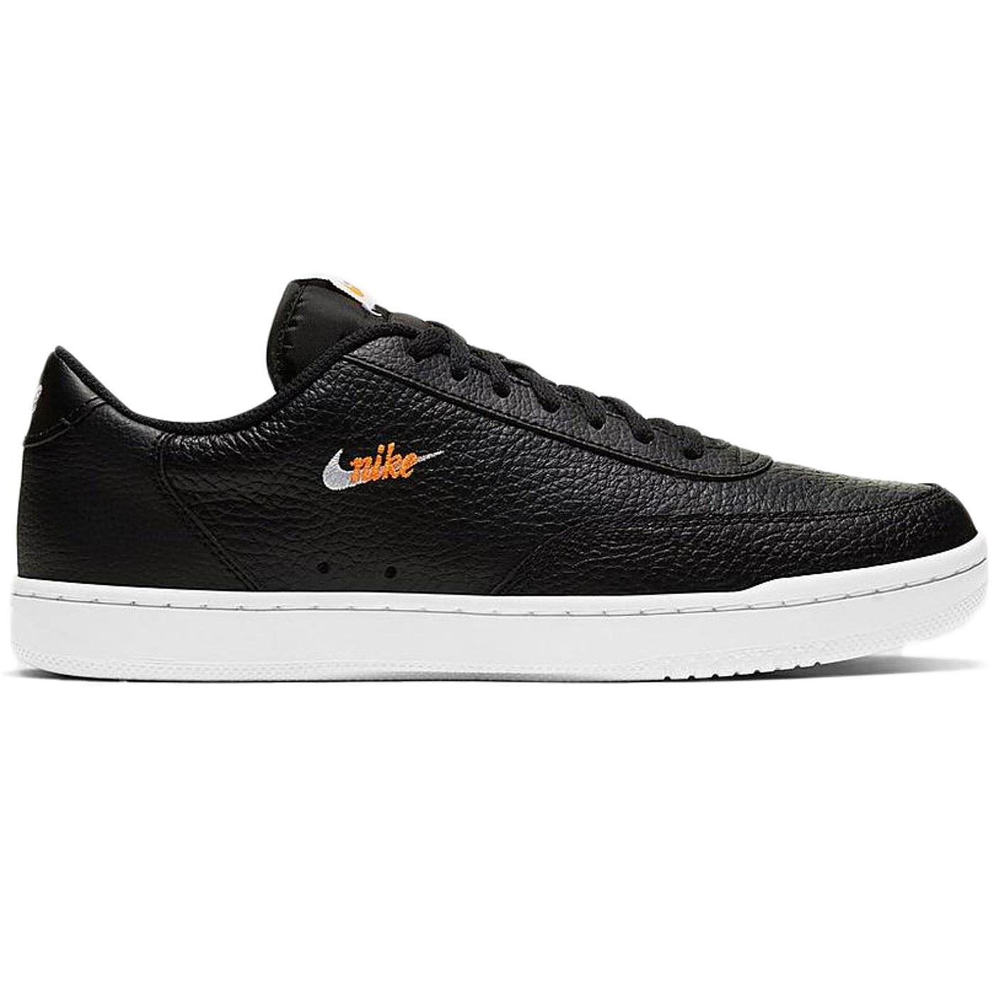 Nike Court Vintage Premium Sneaker schwarz CT1726 002