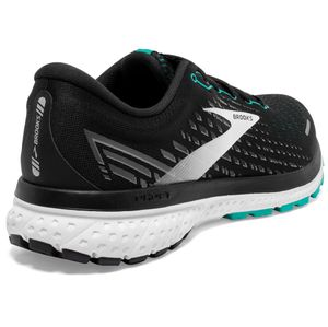 Brooks Ghost 13 Damen Running schwarz türkis 120338 1B 064 – Bild 4