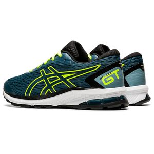 Asics GT-1000 9 GS Kinder Running magnetic blue 1014A150-406 – Bild 4