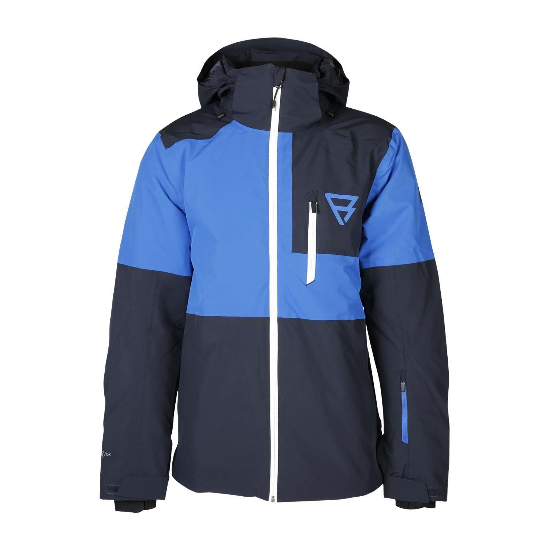 Brunotti Strokers Men Jacket Herren Ski- Snowboardjacke blau