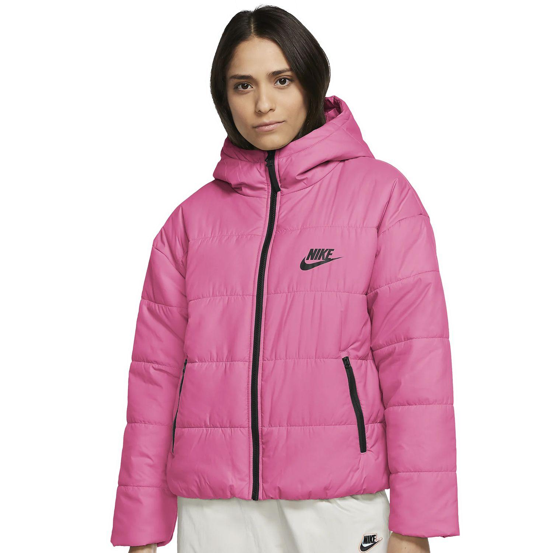 Nike NSW Synthetic-Fill Damenjacke pink glow CZ1466 607