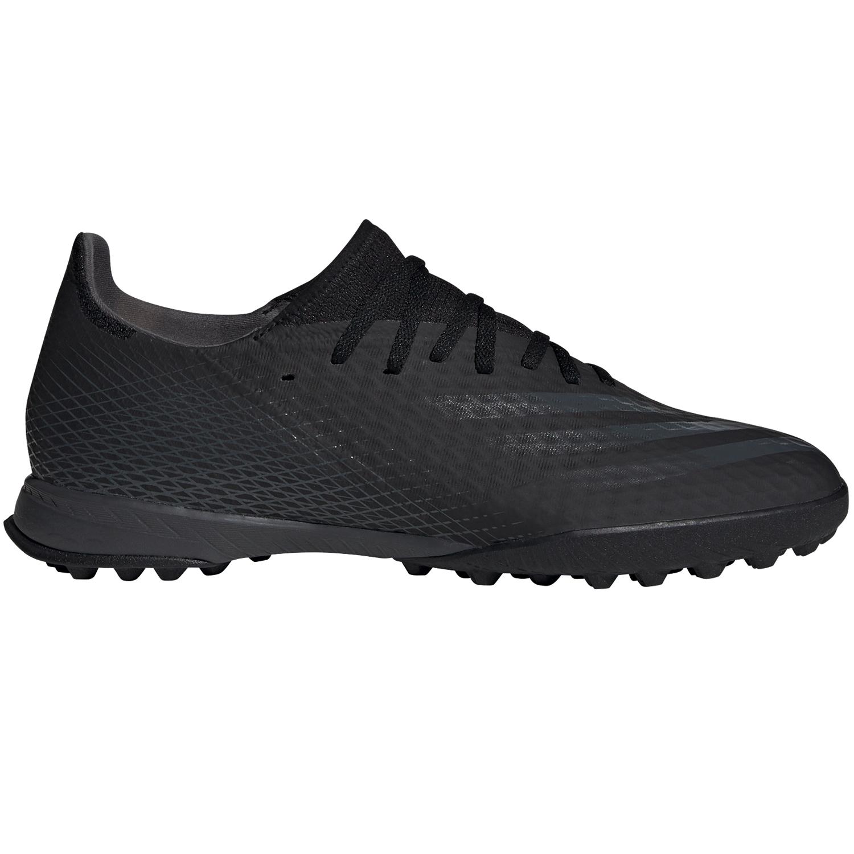 adidas X Ghosted.3 TF Fußball Noppenschuhe schwarz EH2835
