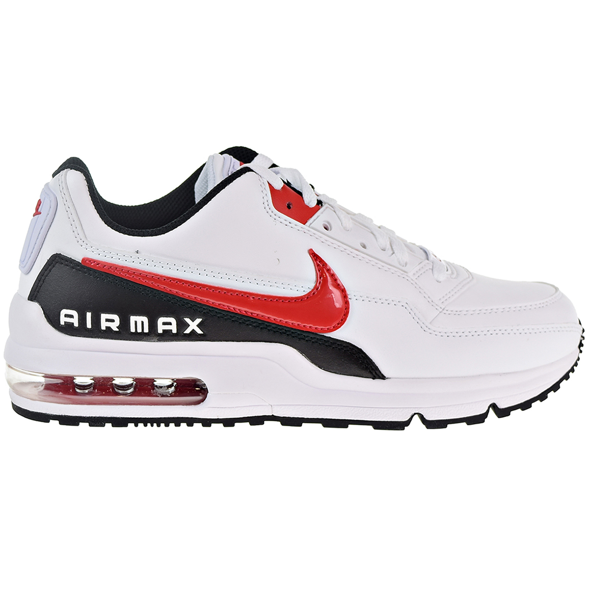 Nike Air Max LTD 3 Sneaker weiß schwarz rot BV1171 100