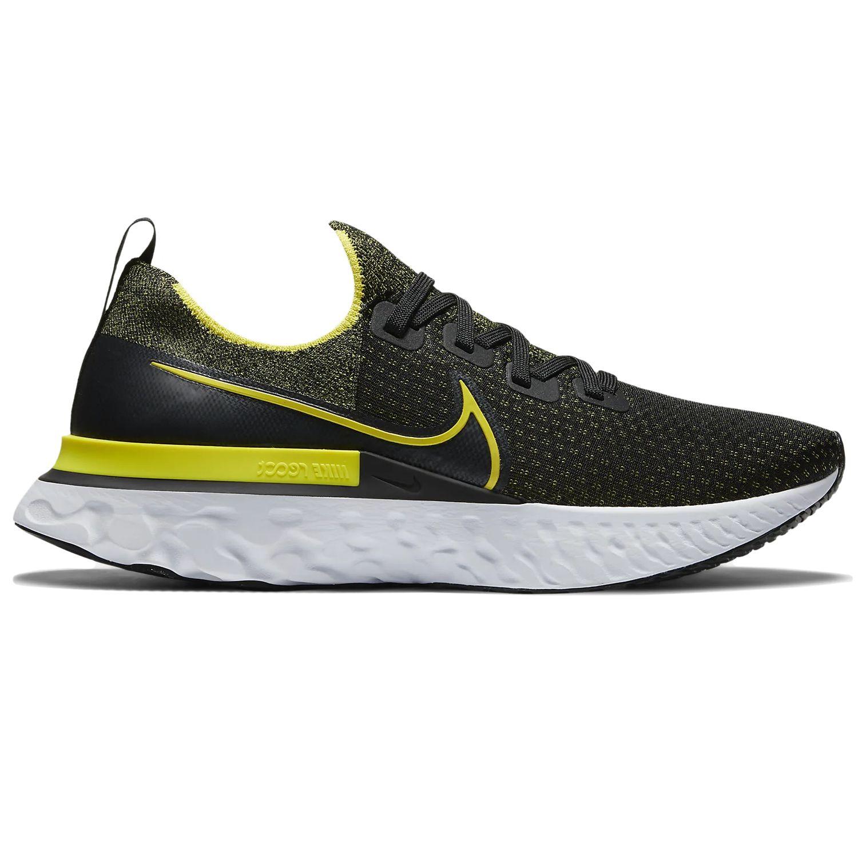 Nike React Infinity Run FK Herren Running schwarz gelb CD4371 013