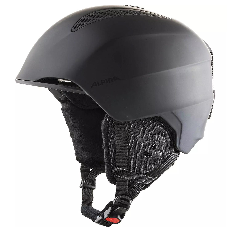 Alpina Grand Skihelm black matt 54 - 57 cm A9226230