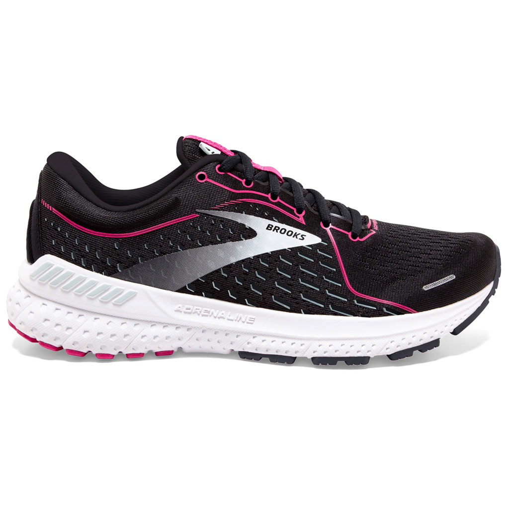 Brooks Adrenaline GTS 21 Running schwarz pink 120329 1B 054