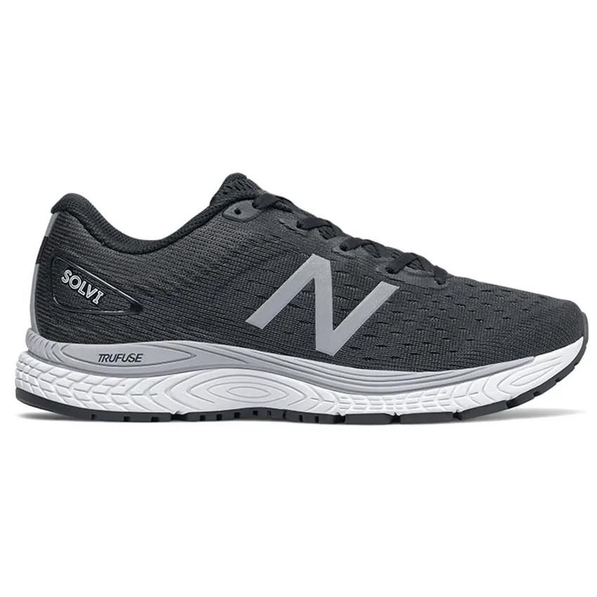 New Balance Solvi V2  MSOLVBW2 Herren Running schwarz grau