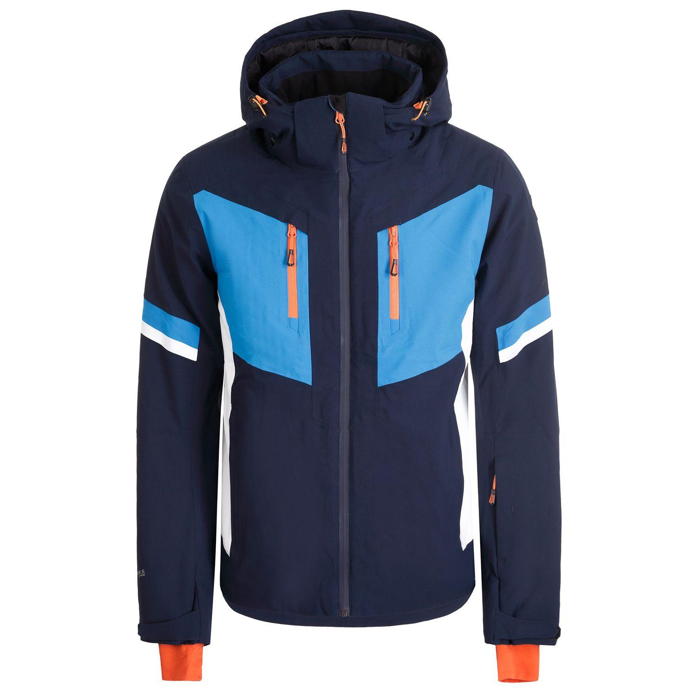 Icepeak Flatwoods Ski- Snowboardjacke Herren dunkelblau blau