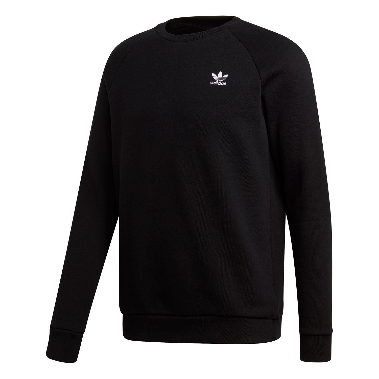 adidas Originals Essential Crew Sweater schwarz