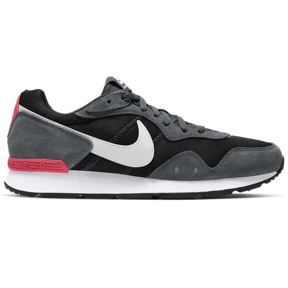 Nike Venture Runner Retro Sneaker schwarz grau