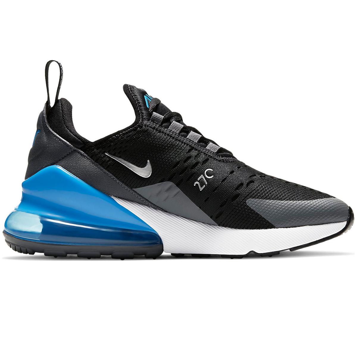 Nike Air Max 270 GS Sneaker schwarz grau blau