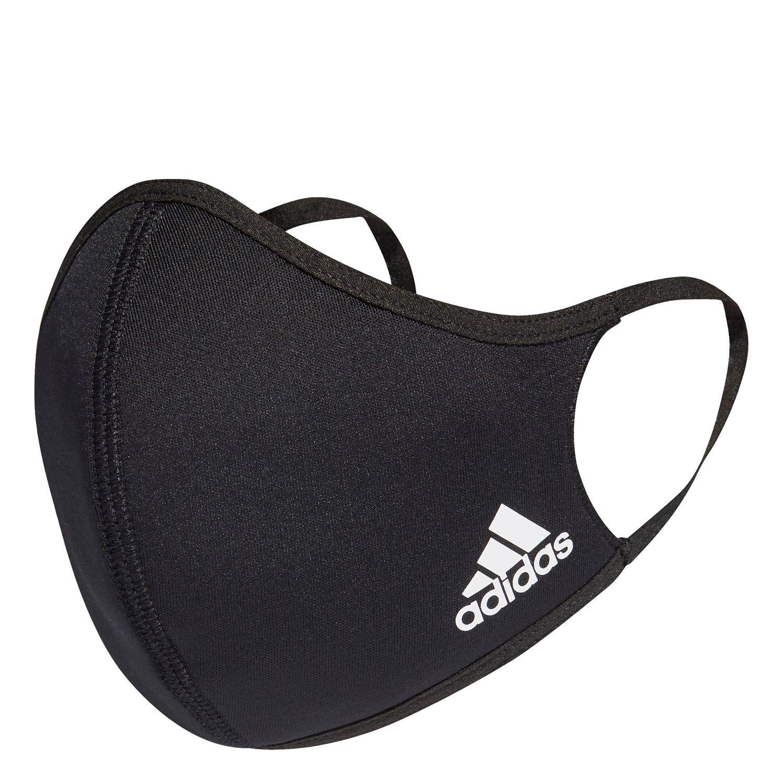 adidas Performance Face Cover Maske M/L 3er-Pack schwarz H08837