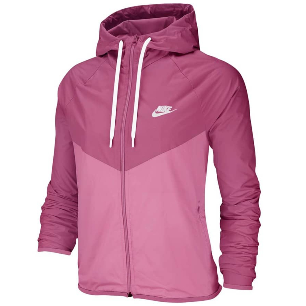 Nike Sportswear WMNS Windbreaker Jacke lila