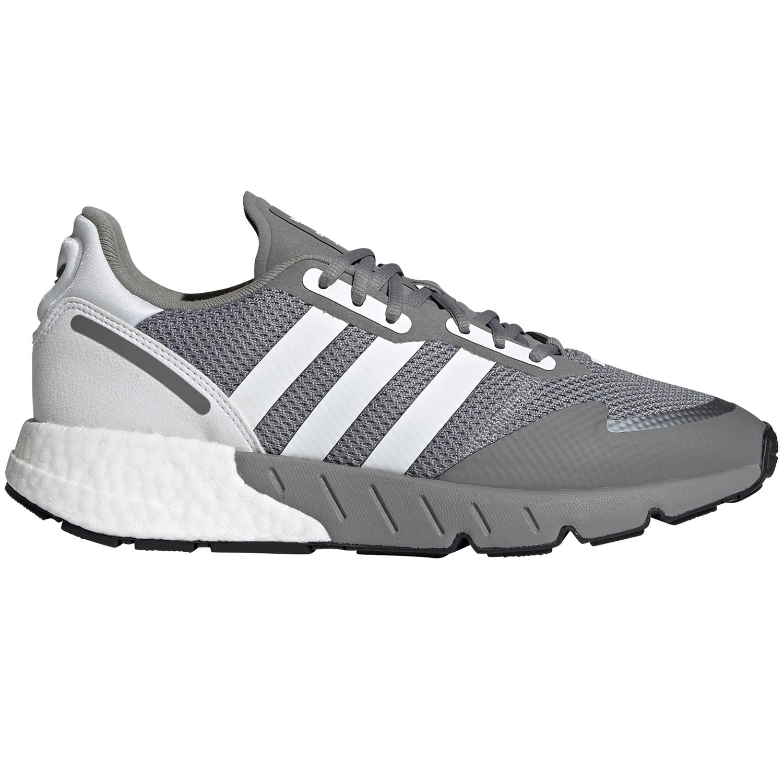 adidas Originals ZX 1K Boost Sneaker grau weiß